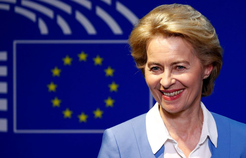 Foto: Ursula von der Leyen. (Reuters)