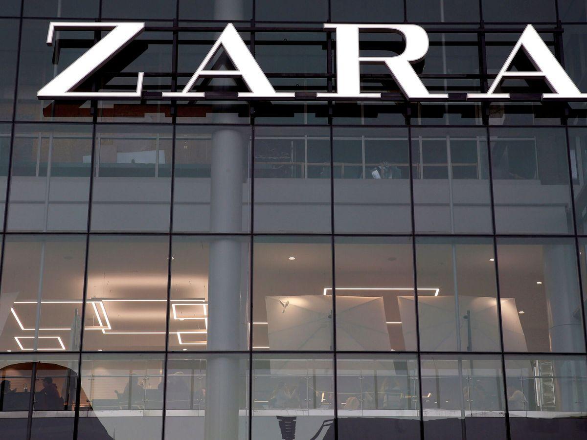 Foto: Tienda de Zara, del grupo Inditex. (Reuters)