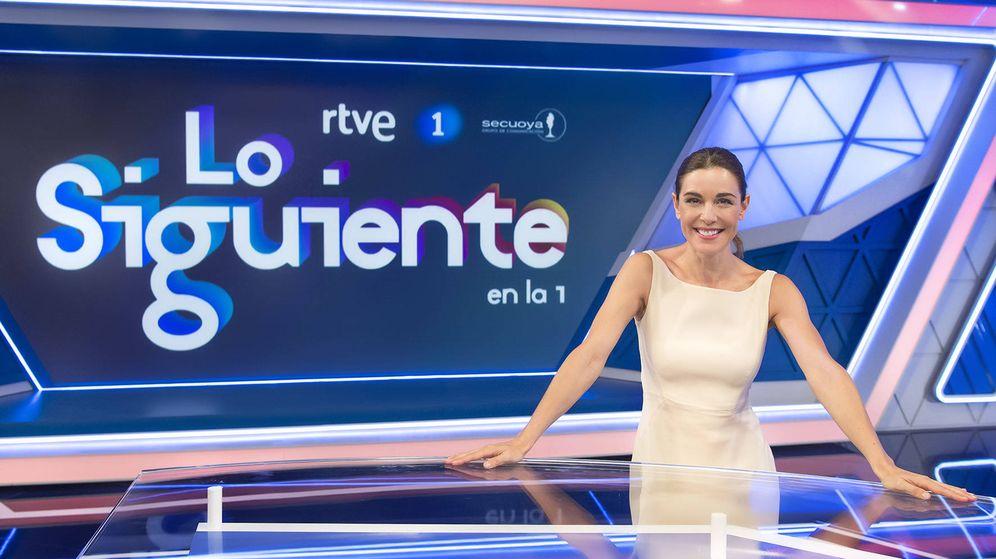 Foto: La presentadora Raquel Sánchez Silva. (RTVE)