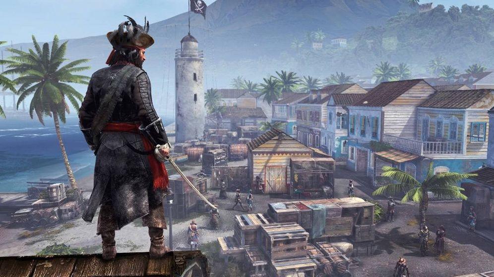 Foto: Amaro Pargo tal como fue inmortalizado en el videojuego 'Assassin's Creed IV: Black Flag'. (Ubisoft)