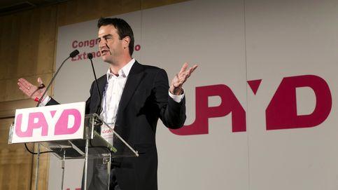 UPYD renuncia a presentarse a las elecciones vascas
