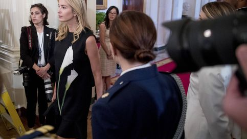 Ivanka Trump hace de un vestido su arma para distanciarse de Melania