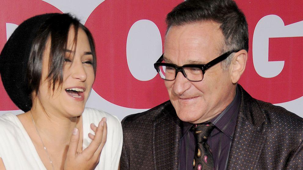 La hija de Robin Williams abandona las redes sociales