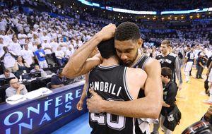 Duncan quiere terminar a lo grande y buscará revancha con Miami Heat