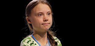Post de Greta Thunberg se fotografía en un