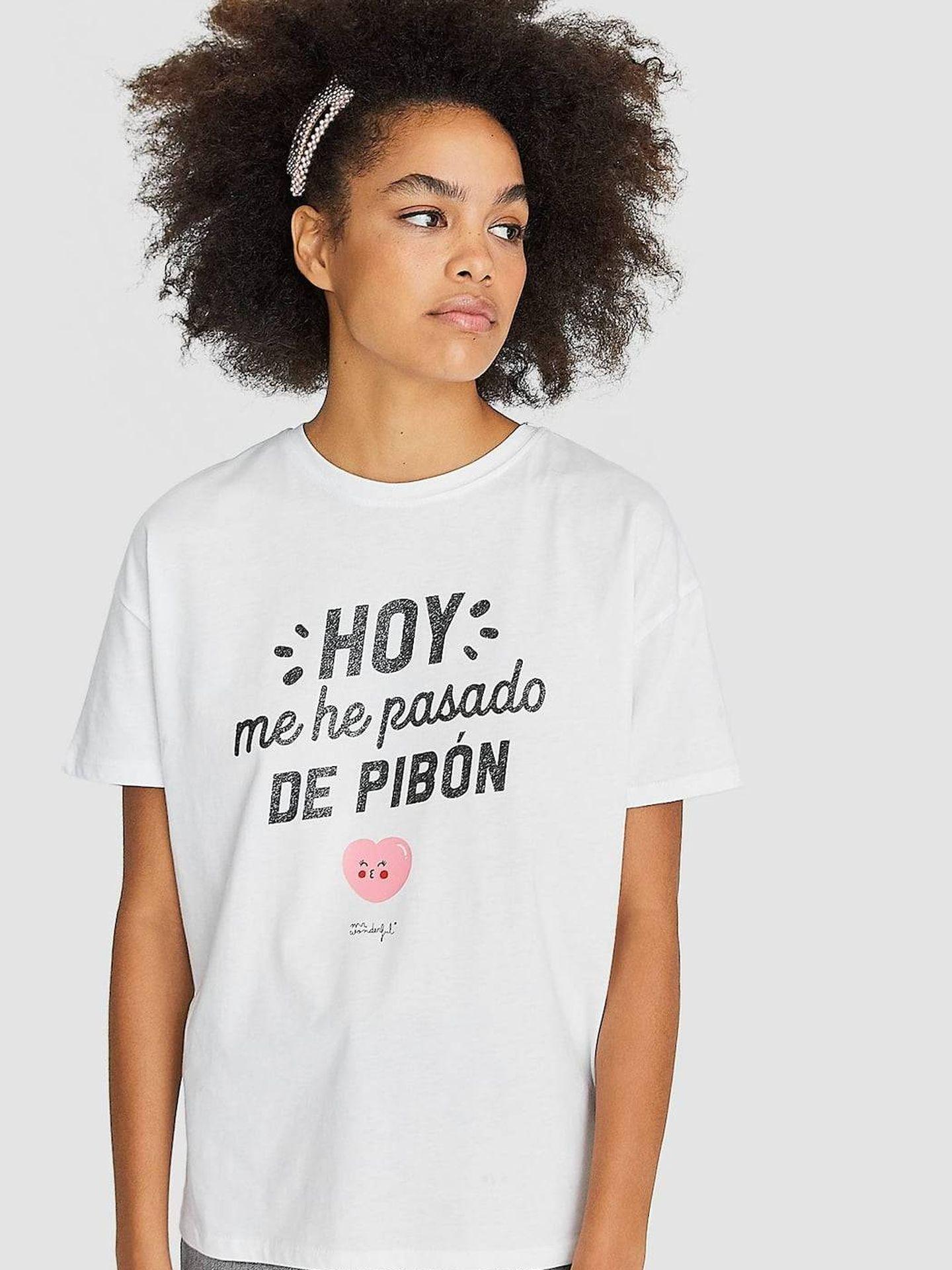 Camiseta Mr Wonderful. (Cortesía)