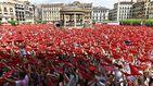 A San Fermín pedimos...: día del chupinazo, inicio de Sanfermines 2018