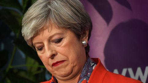 May dice que corresponde a los 'tories' dar estabilidad al Reino Unido