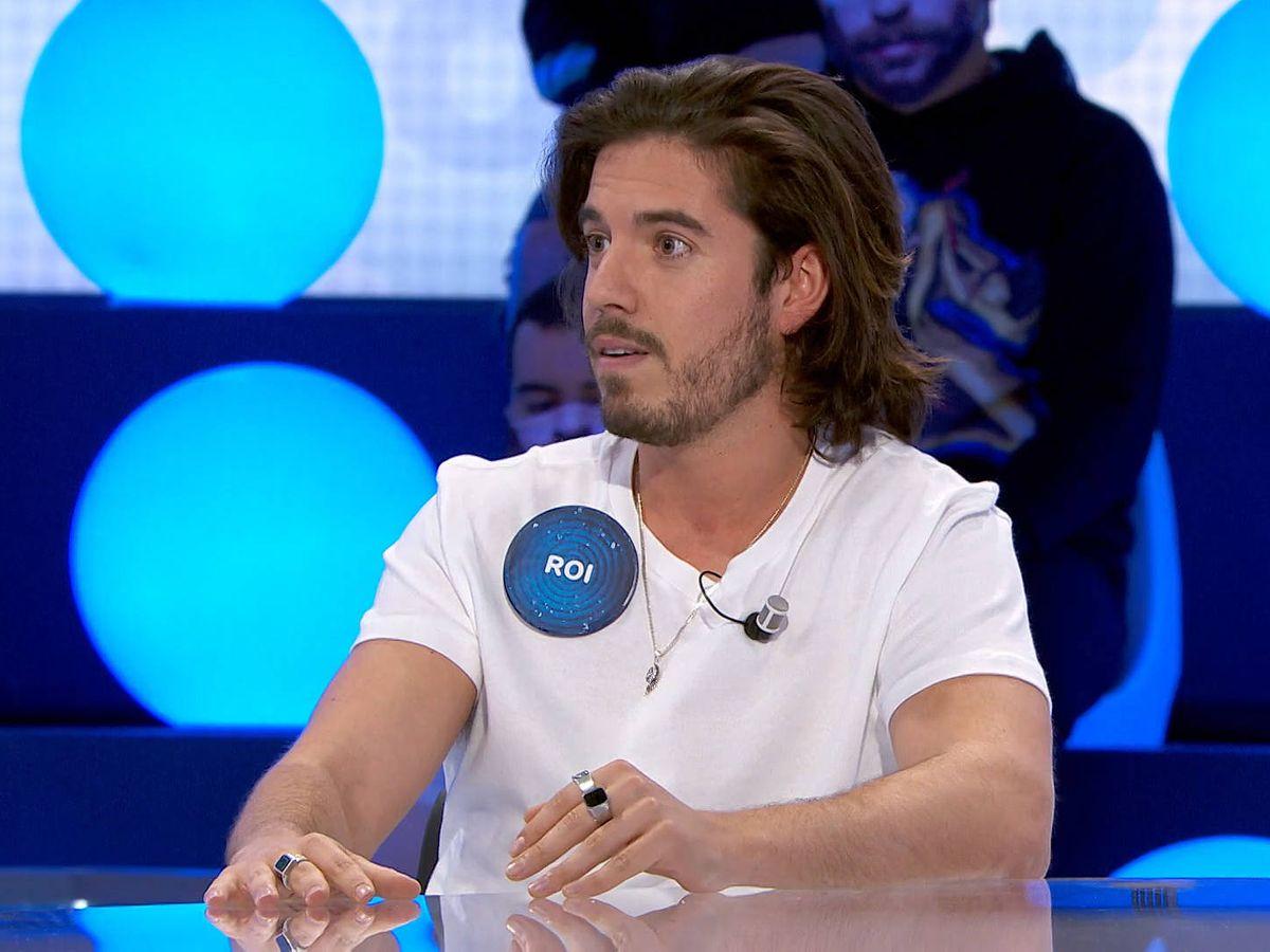 Foto: Roi, en el equipo de Pablo Díaz en 'Pasapalabra'. (Atresmedia)