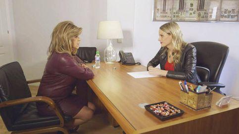 Terelu Campos, de cabeza al psicólogo en la nueva entrega de 'Las Campos'