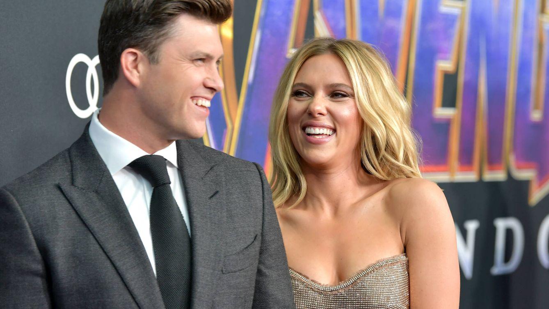 Scarlett Johansson da a luz a su segundo hijo, con un nombre muy original