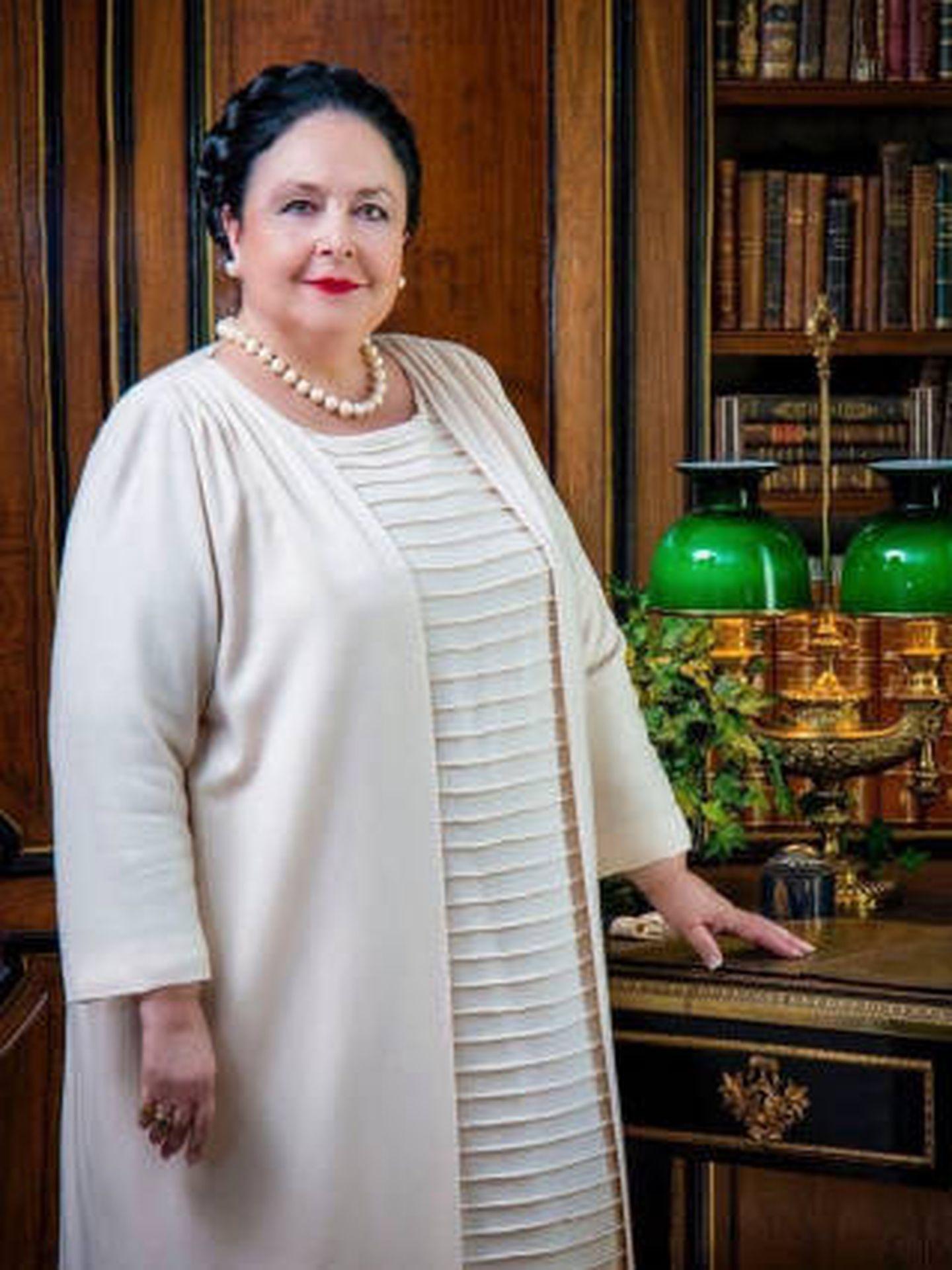 La gran duquesa rusa. (Foto: Cancillería de la Casa Imperial de Rusia)