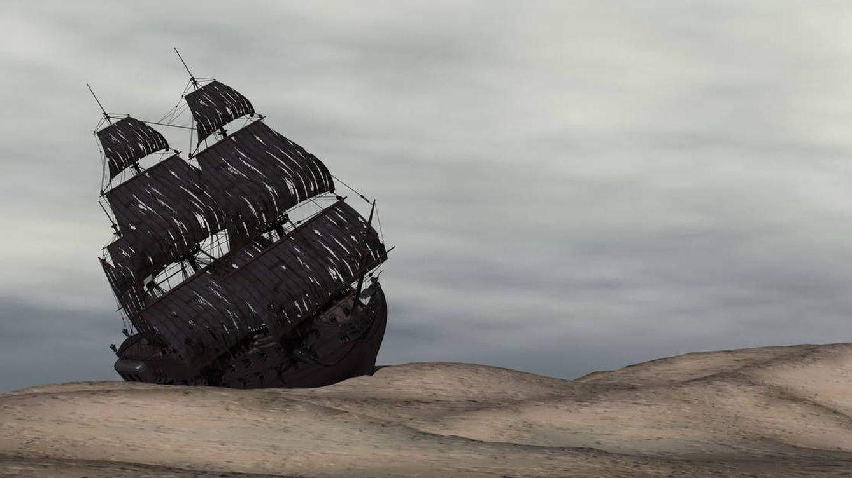 El misterio del tesoro vikingo perdido en el desierto