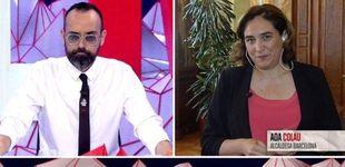 Post de Risto Mejide regresa a 'Todo es mentira' con Ada Colau