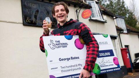 Gana 275.000 euros a la lotería y su sueño ahora es hacerse autónomo