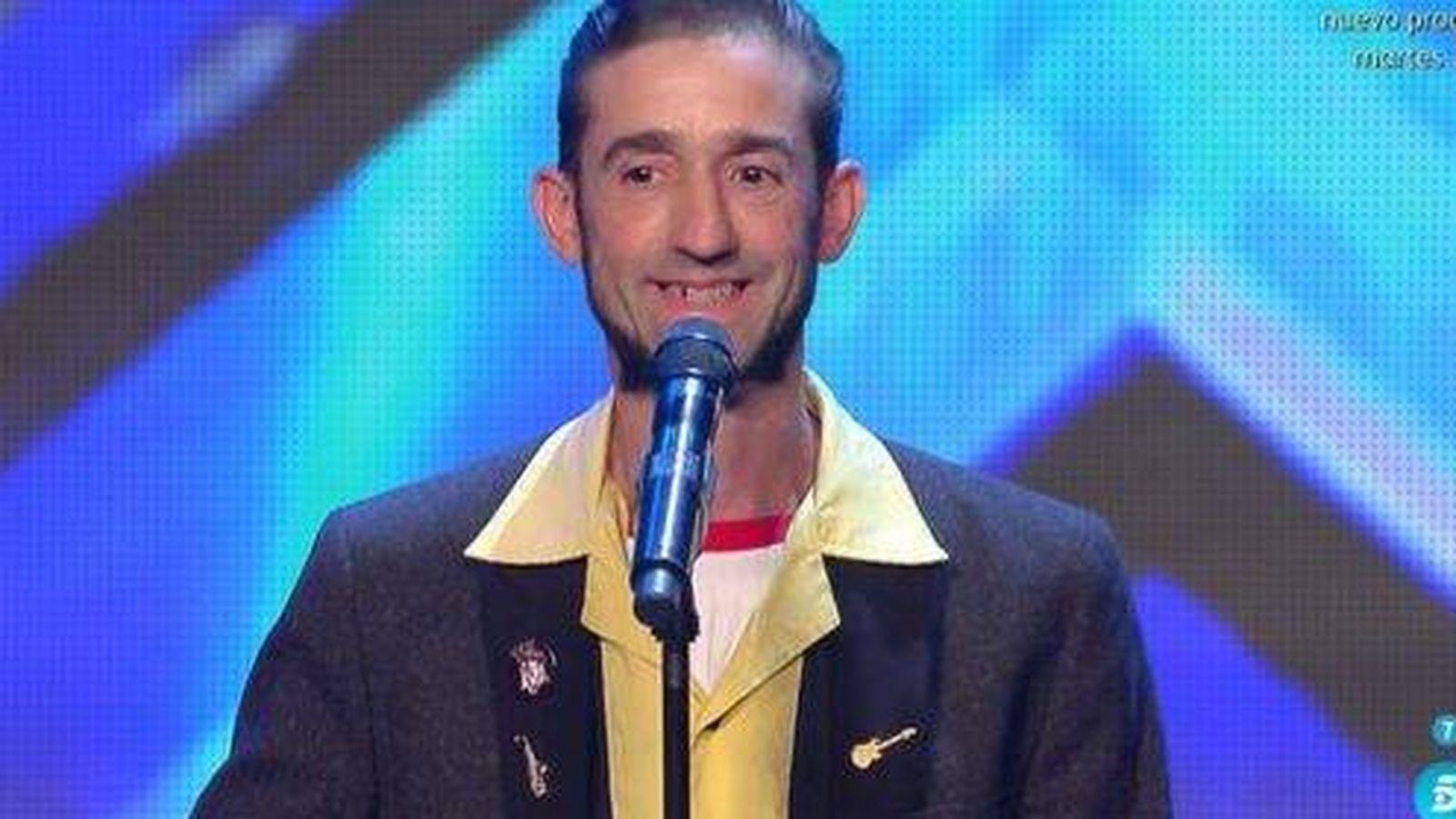 Foto: El Tekila, ganador de 'Got Talent' gracias a Forocoches.