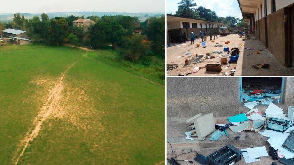 La Iglesia católica se convierte en el blanco de ataques en Congo