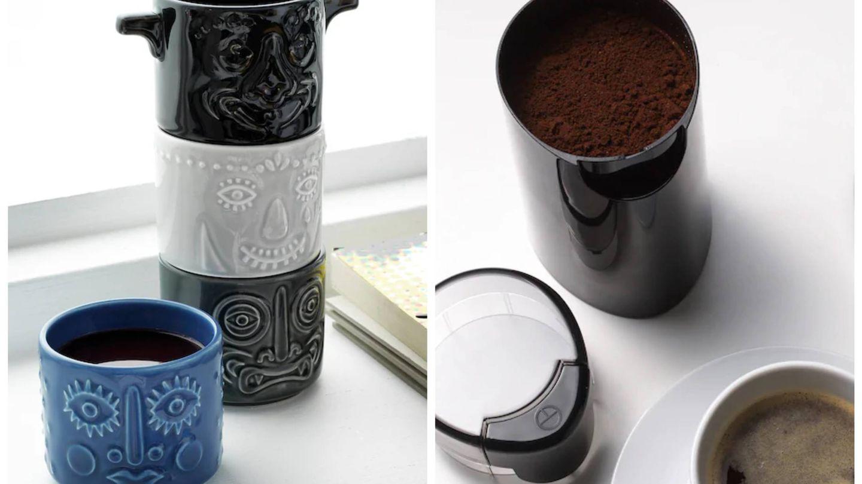 Ideas de Ikea para nuestro rincón del café. (Cortesía)