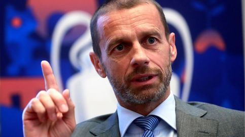 Aleksander Ceferin, el 'ogro' que gana 2,2 millones de euros y batalla con Florentino
