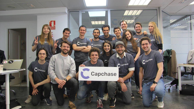 Inversión récord en las 'fintech' españolas: Capchase capta 125 millones