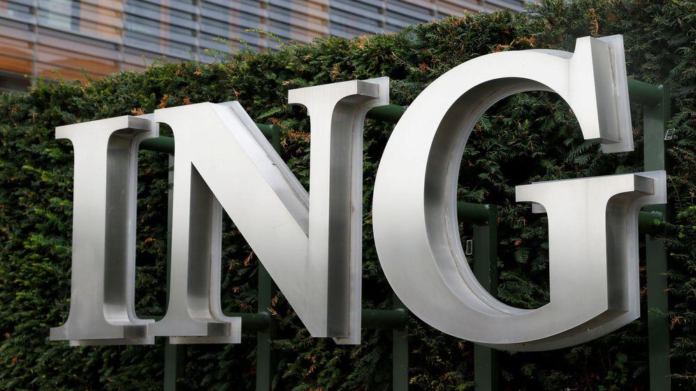 Foto: El logo de ING en Bruselas. (Reuters)