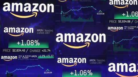 Amazon, la segunda empresa de EEUU en alcanzar el billón en bolsa