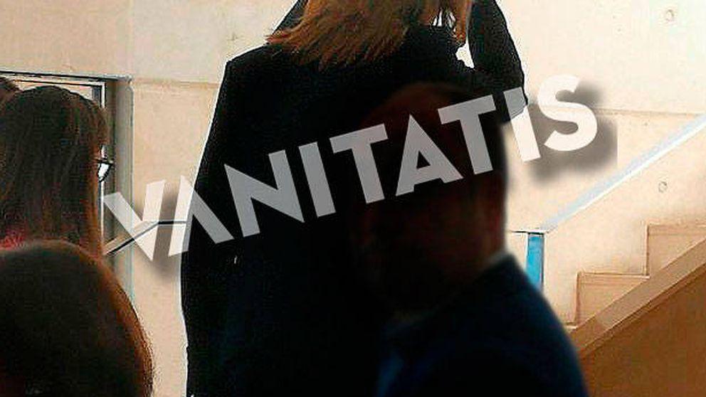 La infanta Cristina sigue en España: asiste al funeral de la hermana de Roca