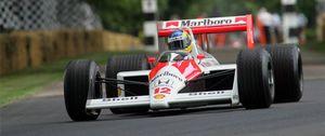 Foto: El día que a Prost y Senna se les hizo la boca agua