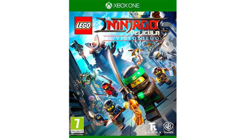 Lego Ninjago para XBOX One y PS4