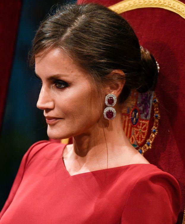 Foto: La reina Letizia. (Reuters)