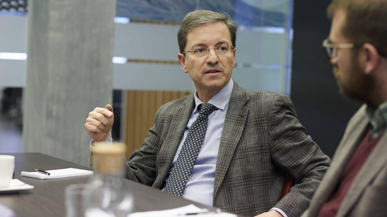 Dr. José Miguel Cisneros, presidente de la Sociedad Española de Enfermedades Infecciosas y Microbiología Clínica  (SEIMC).