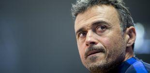 Post de Luis Enrique: de pedir ayuda a los árbitros a denunciar una campaña