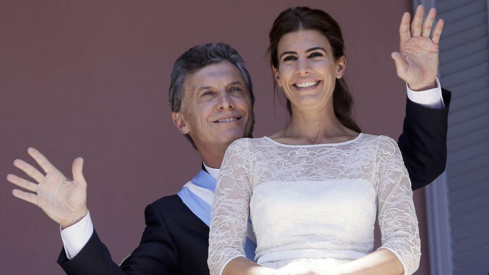 Juliana Awada y el selfie que revoluciona Argentina