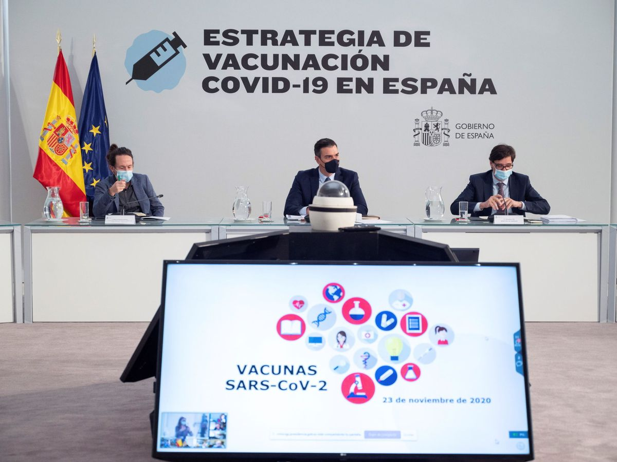 Foto: Meeting of the covid-19 and vaccine follow-up committee