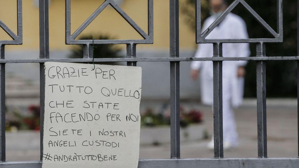 Atender a quien pueda sobrevivir: el protocolo para las UCI de Italia