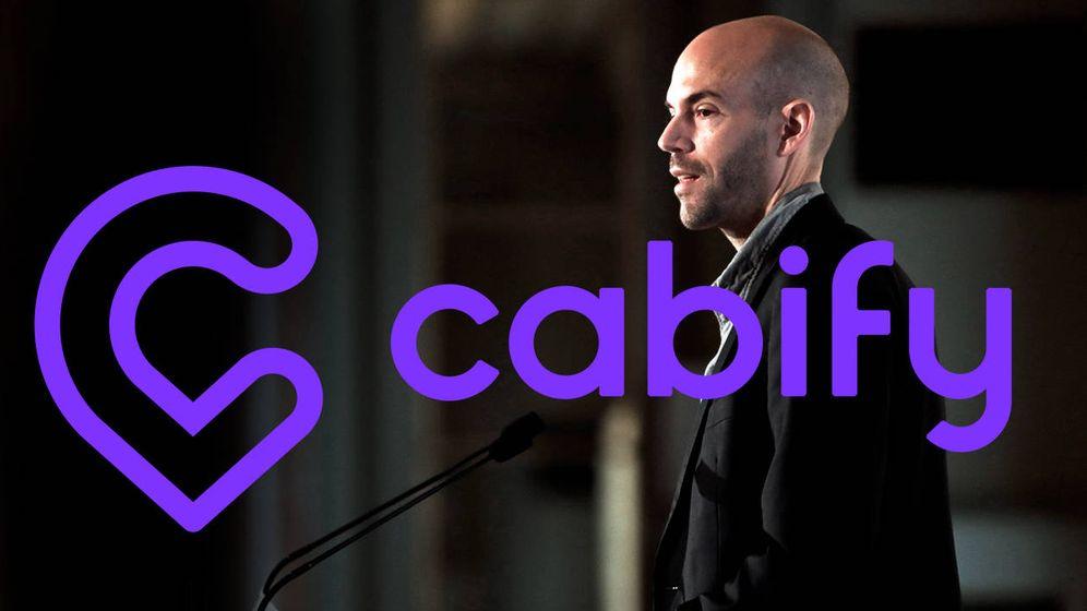 Foto: El cofundador y consejero delegado de Cabify, Juan de Antonio. (EFE)