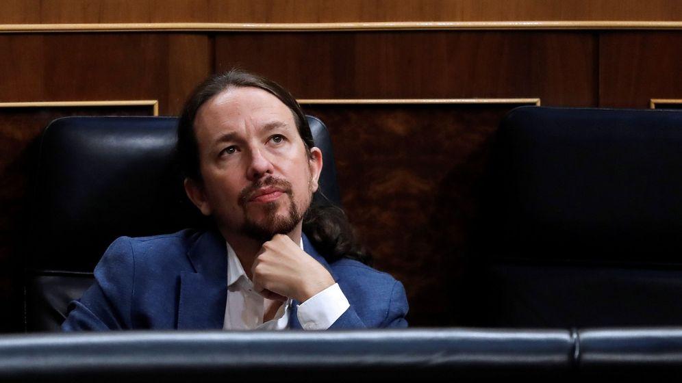Foto: Pablo Iglesias. (EFE)