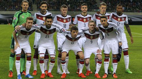 Así llega Alemania a la Eurocopa 2016