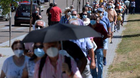 Sanidad notifica 21.874 contagios y 71 muertes, con una incidencia de 633,07