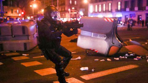 El Govern confirma que una manifestante perdió el martes un ojo en los disturbios