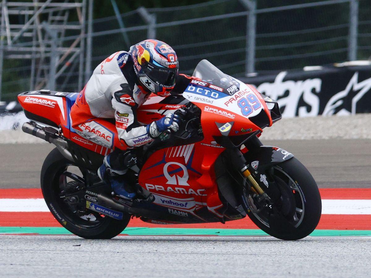 Foto: El piloto español dominó la carrera para conseguir su primer triunfo en la categoría. (Reuters)