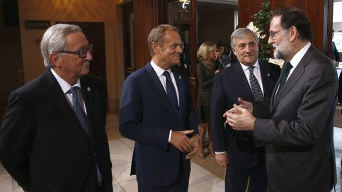 """Bruselas """"respeta"""" las medidas de intervención del Gobierno en Cataluña"""