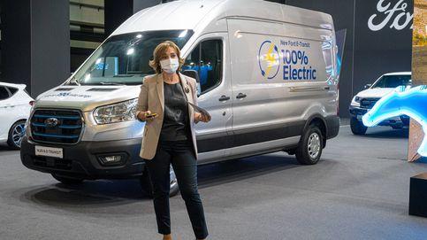 La E-Transit interesa por costes de energía, mantenimiento y valor residual