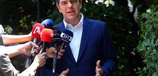 Post de Tsipras pide al presidente griego disolver el Parlamento y celebrar comicios el 7 de julio