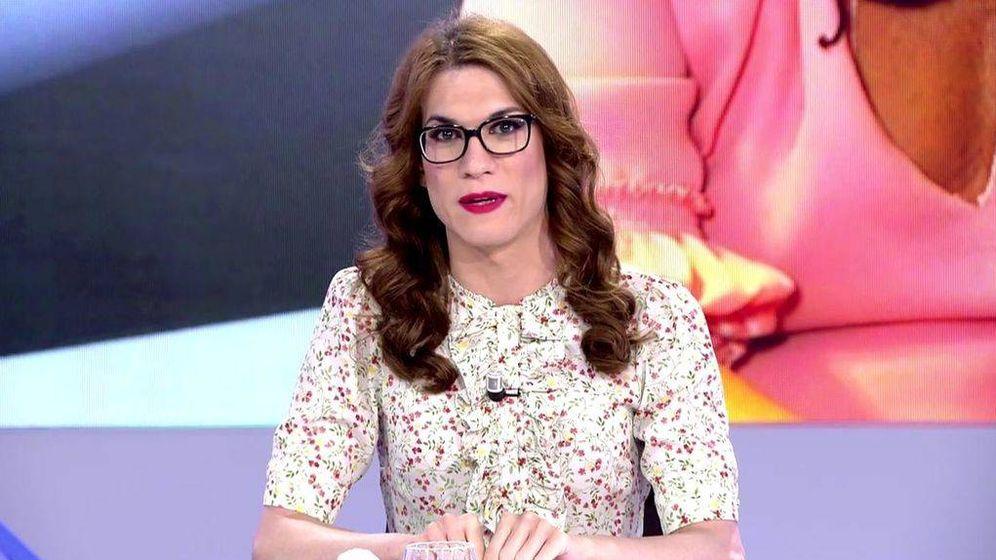 Foto: Elsa Ruis, colaboradora de 'Todo es mentira'. (Mediaset España)