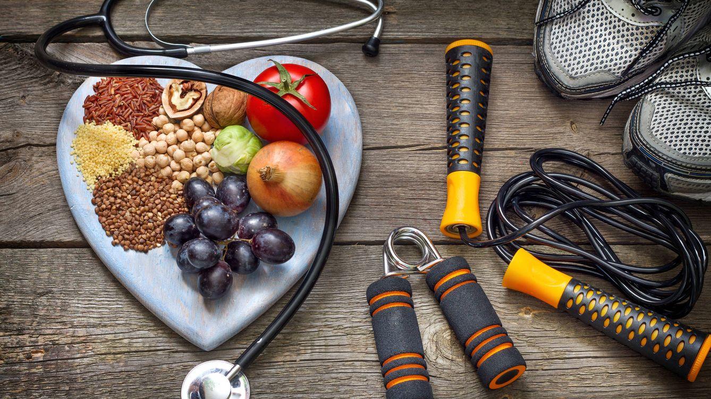 Foto: Ejercicio físico y salud cardiovascular, de la mano. (iStock)