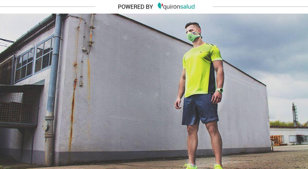Foto: Máscaras de entrenamiento: ¿de verdad mejoran el rendimiento deportivo?