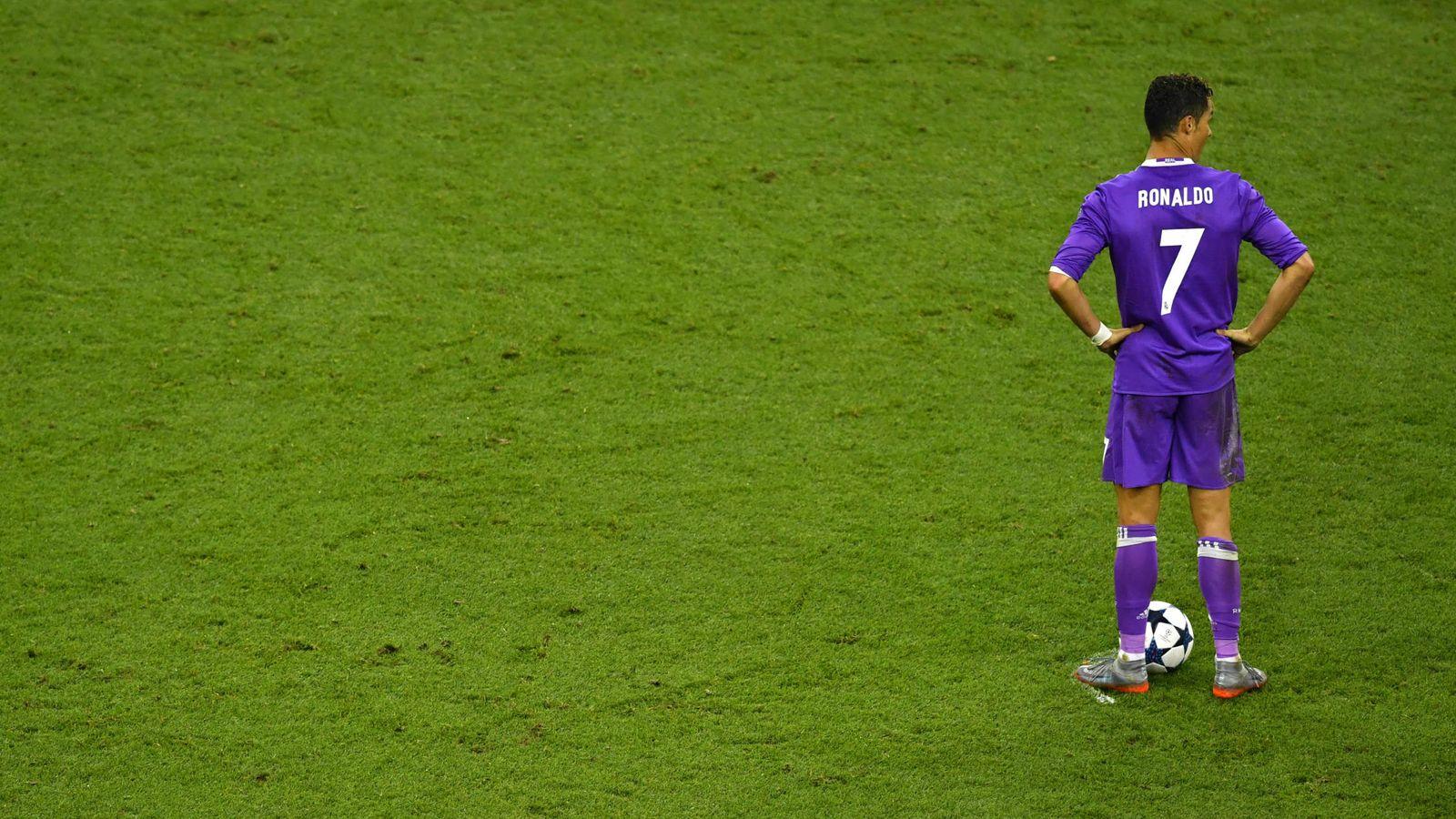 Foto: Cristiano sigue sin hablar sobre su futuro. (AFP)