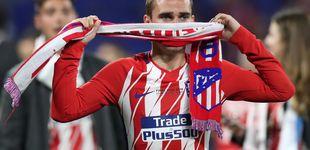 Post de Charla de Griezmann con Torres: la última bala del Atlético para que no se vaya al Barça
