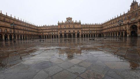 Más de un centenar de denuncias en la Nochevieja universitaria de Salamanca